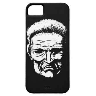 Old Man iPhone 5 Cases