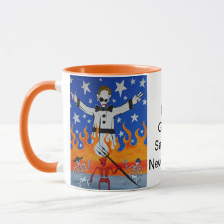 Old Man Gloom ( Zozobra Mug