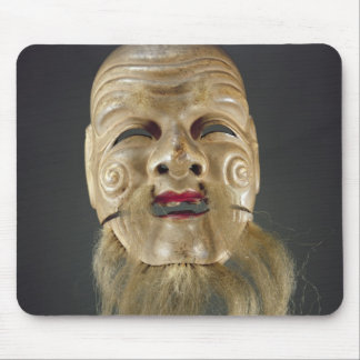 Old Man Mask, Noh Theatre Mouse Pads