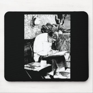 Old Man Nawlins Mouse Pad
