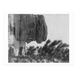 """""""Old Man"""" of the Park Near Sundance Photograph Postcard"""