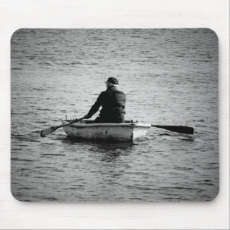 Old Man on the Sea-Mousepad Mouse Pad