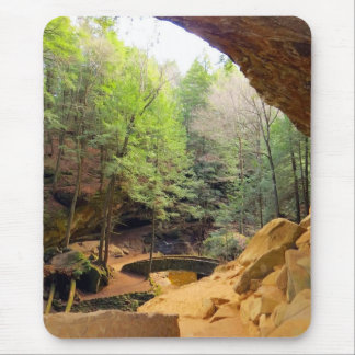 Old Man's Cave Mouse Pad
