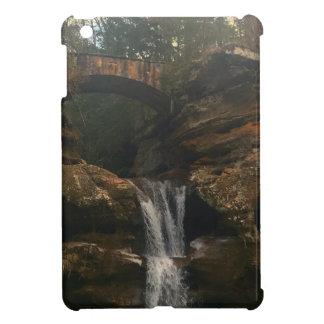 Old Mans Cave Upper Falls Ohio iPad Mini Case