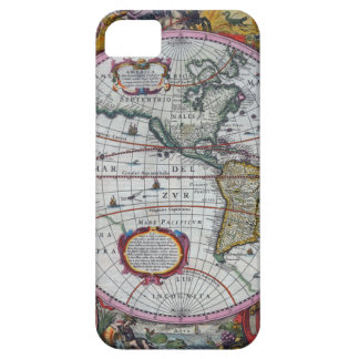 old map Americas iPhone 5 Covers