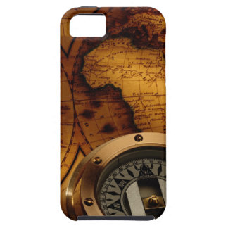 Old Map iPhone 5 Cases