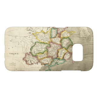 Old Map of China (1830) Samsung Galaxy S7 Case