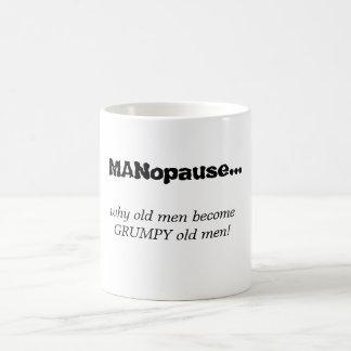 Old Men Coffee Mug