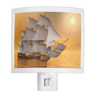 Old merchant ship - 3D Render Nite Lites