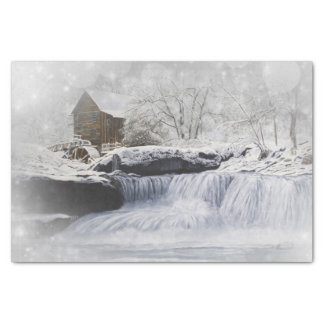 Old Mill 10lb Tissue Paper, White Tissue Paper