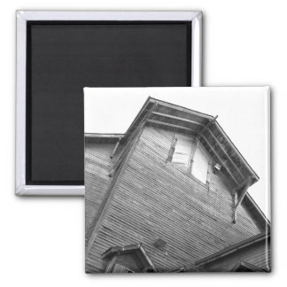 Old Mill Barn Photography Magnet