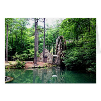 Old Mill Greeting Card - Rome, GA