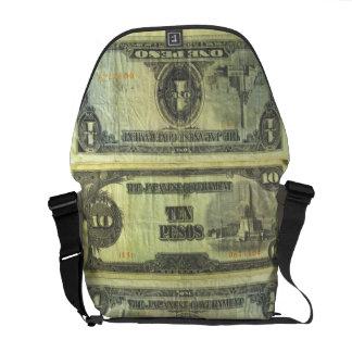 Old Money Bag ~ Messenger Bag