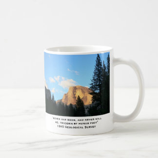 Old Mountains, old quotes Coffee Mugs