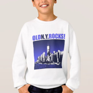 Old N.Y. Rocks! Sweatshirt