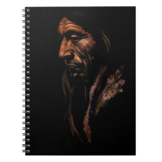 Old Native American Notebook
