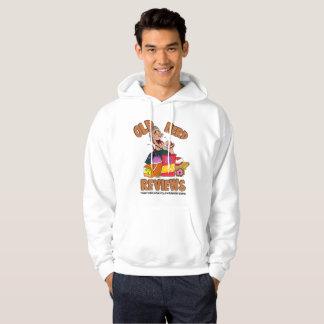 Old Nerd Reviews Men's Hoodie Sweat Shirt