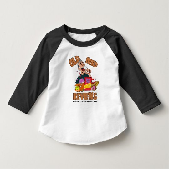 Old Nerd Reviews Toddlers Shirt