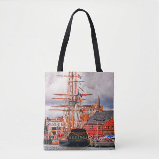 Old New England Tote Bag