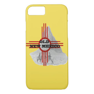 Old New Mexico iPhone 7 Case