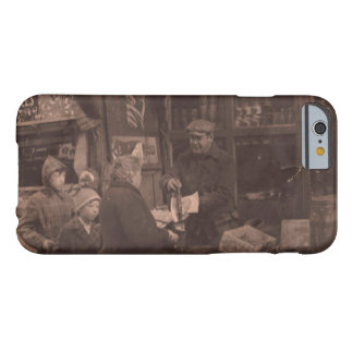 Old New York Barely There iPhone 6 Case