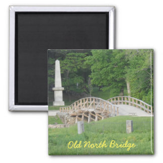 Old North Bridge, Concord, MA Magnet
