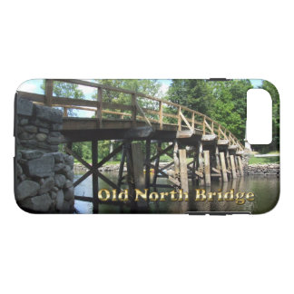 Old North Bridge - Revolutionary War Concord MA iPhone 7 Plus Case