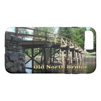 Old North Bridge - Revolutionary War Concord MA iPhone 8 Plus/7 Plus Case