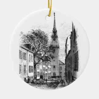 Old North Church Ornament