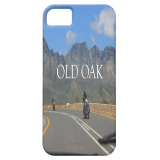 Old Oak iPhone 5 Cover