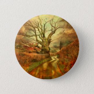 Old Oak Tree ....... 2 Inch Round Button