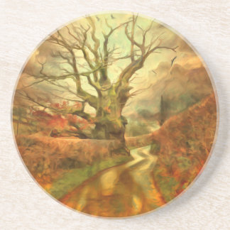 Old Oak Tree ....... Coaster