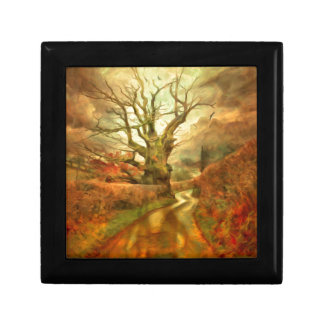 Old Oak Tree ....... Gift Boxes