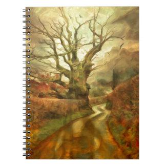 Old Oak Tree ....... Notebooks