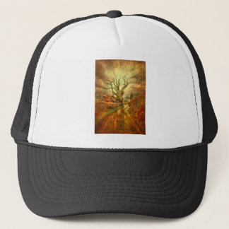 Old Oak Tree ....... Trucker Hat