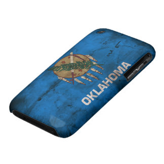 Old Oklahoma Flag; Case-Mate iPhone 3 Case