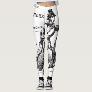 OLD OLD SCHOOL HAVIC ACD LEGGINGS