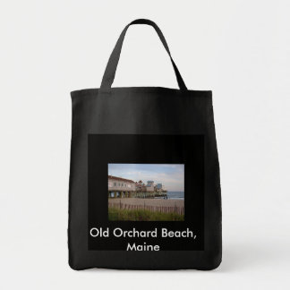 Old Orchard Beach, Maine Pier (photo by EelKat) Tote Bag