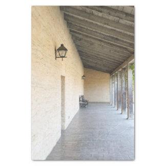 Old Outside Corridor Tissue Paper