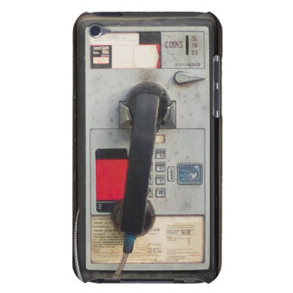 Old Pay Phone iPod Touch Case