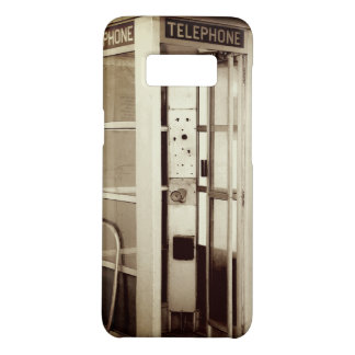Old Phone Booth Case-Mate Samsung Galaxy S8 Case