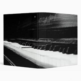 Old Piano Binders