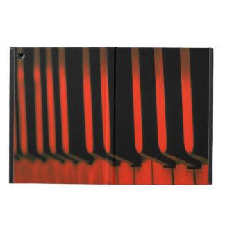 Old piano keys iPad air covers