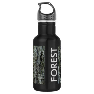 Old Pine Bark Forest 532 Ml Water Bottle