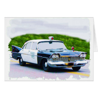 Old_police_car Plymouth Card