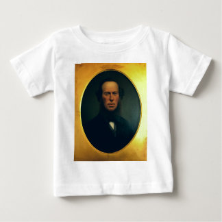 Old Portrait Baby T-Shirt