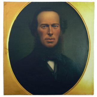 Old Portrait Napkin