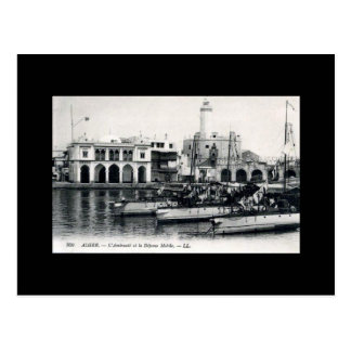 Old Postcard, Admiralty, Algiers Postcard