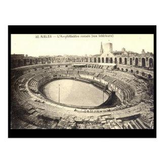 Old Postcard - Arles, France