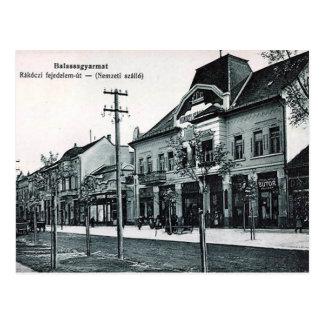 Old Postcard - Balassagyarmat, Hungary